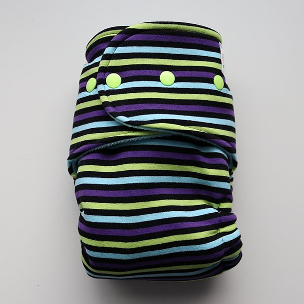 Mini Glow - [Knit] Size 2 - Aqua Velour
