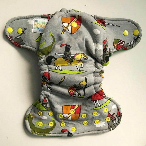 Battlefield - [Knit] Newborn - Green Velour
