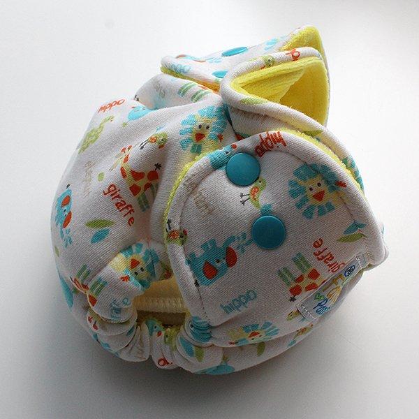 Safari - [Knit] Newborn - Yellow Velour