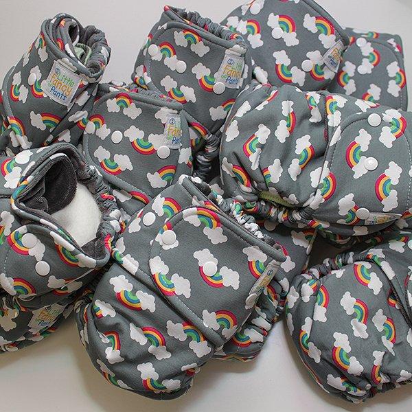 Tin Man [Knit] - Size 3 - Charcoal Velour