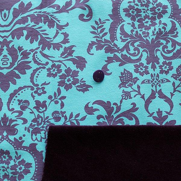 Izabella - Pre-Order - [Knit] Grape Velour