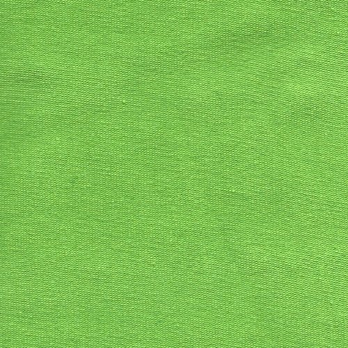 Solid Lime - Cotton Lycra 10oz  [by the yard]