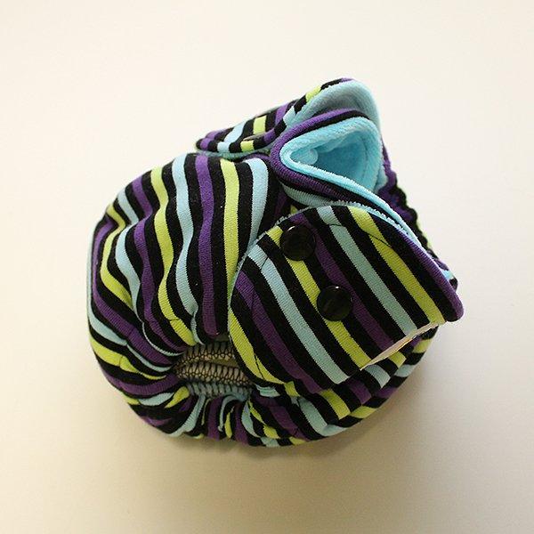 Mini Glow - [Knit] Newborn - Aqua Velour