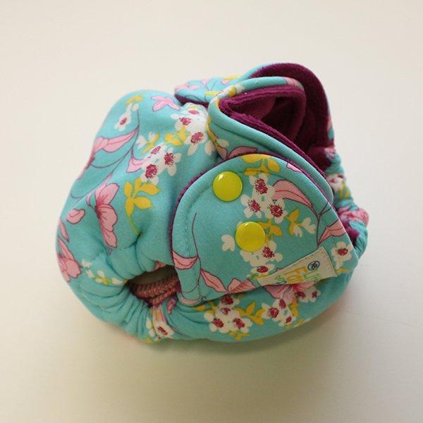 Spring Meadow - [Knit] Newborn - Raspberry Velour