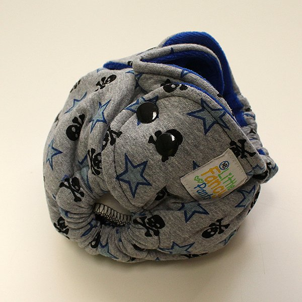 Dennis - [Knit] Newborn - Royal Blue Velour