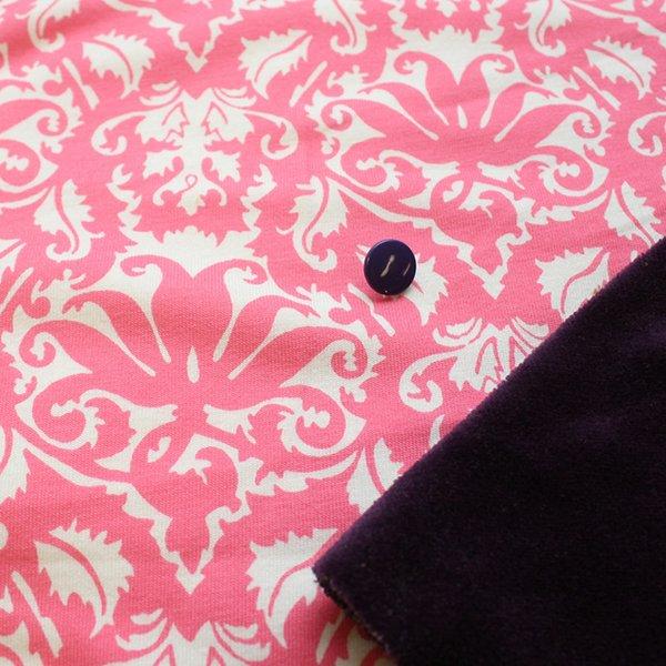 Brooklyn - Pre-Order - [Knit] Grape Velour