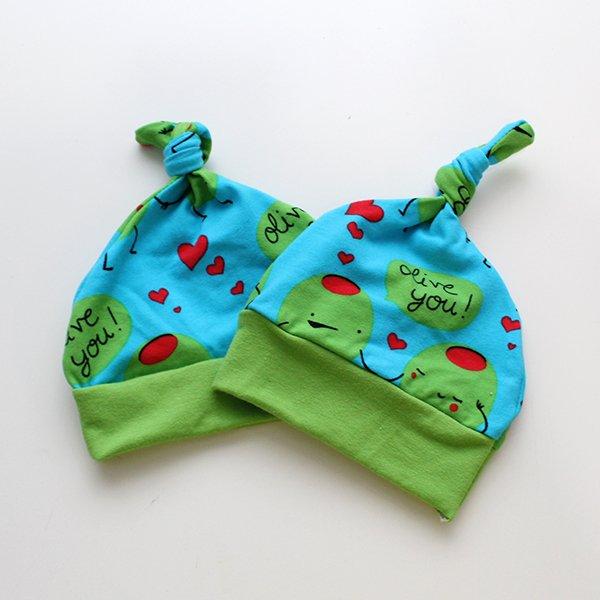 Olive You - Newborn Hat [1]