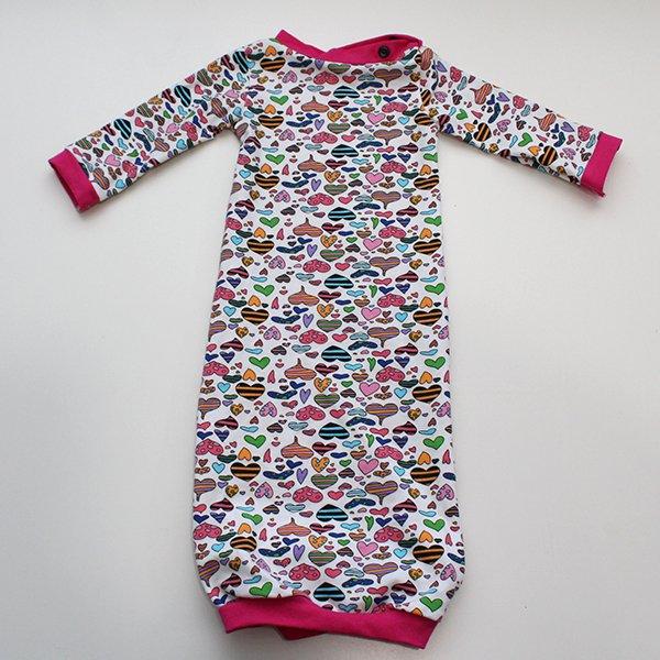 Audrey - Newborn Gown