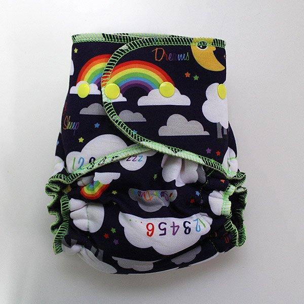 Sweet Dreams [Knit]  - Size 1.5 Serged - Grape Velour