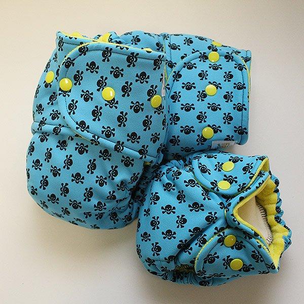Johnny [Swimsuit Knit]  - Newborn - Yellow Velour
