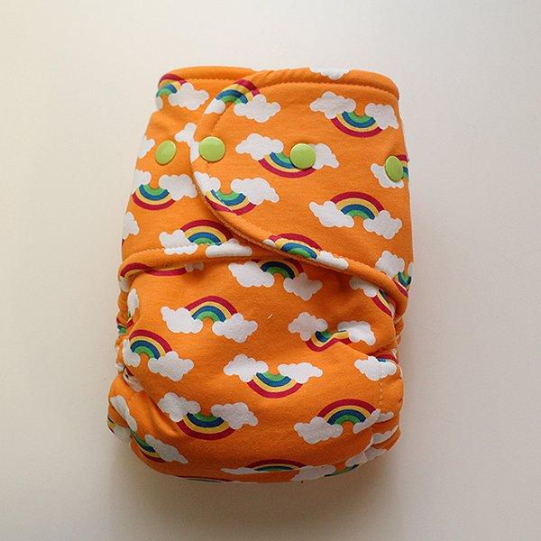 Sunny in Oz [Knit] Size 2 - Orange Velour