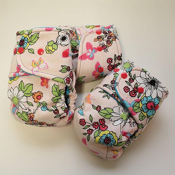 Spring Time [Knit] Size 2 - Aqua Velour
