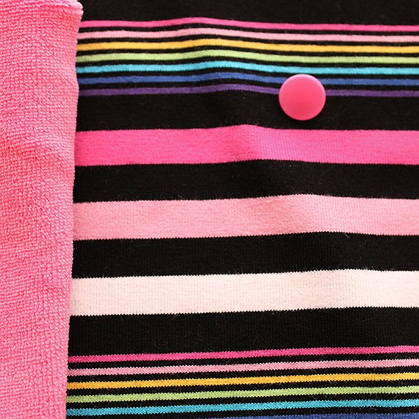 Expression - Pre-Order - [Knit] Hot Pink Velour