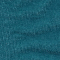 Solid Teal Cotton Lycra - Knit [by the yard]