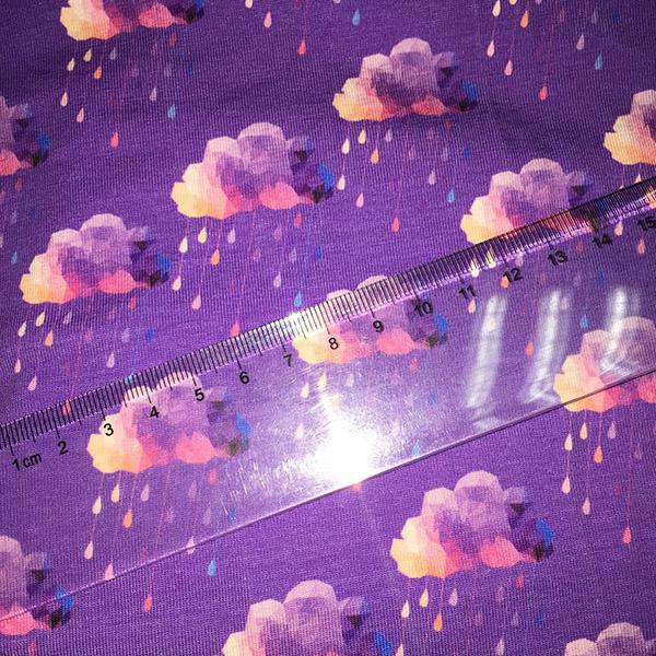 Amethyst Rain  - Fluffy Undies - *Pre-order*