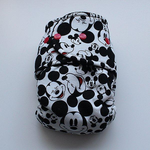 Mouse Toss - Size 2 - [Knit] Black Velour