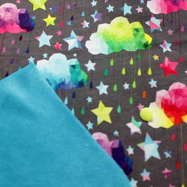 Rainbow Rain - Pre-order - Knit