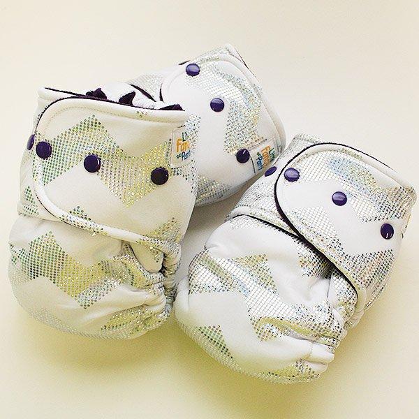 Jazz Hands - Size 2 - [Swimsuit Knit] Grape Velour
