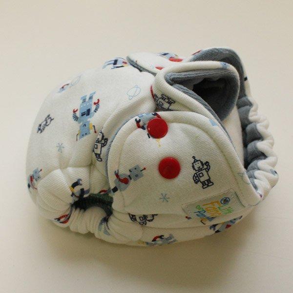 iRobot - Newborn - [Knit] Denim Velour