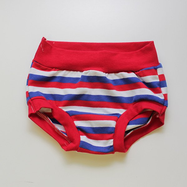 3/4T Undies - 4th of July Stripe