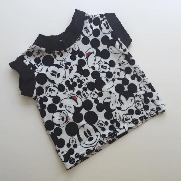 [Newborn] Tank Shirt - Mickey