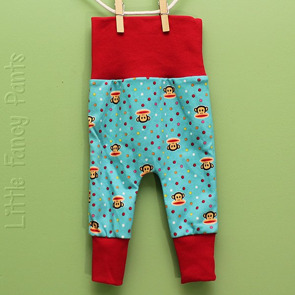 "Love Bums ""Fancy Pants""  - Julius Blue (Newborn) no bum circle"