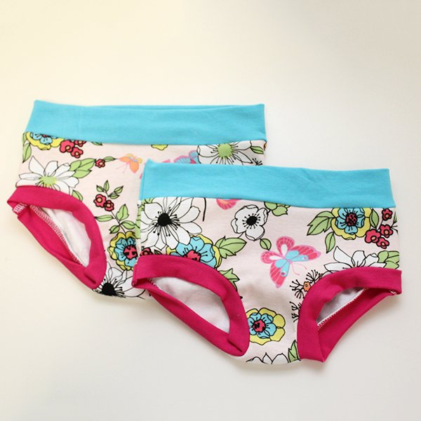 Spring time - Undies 4/5t