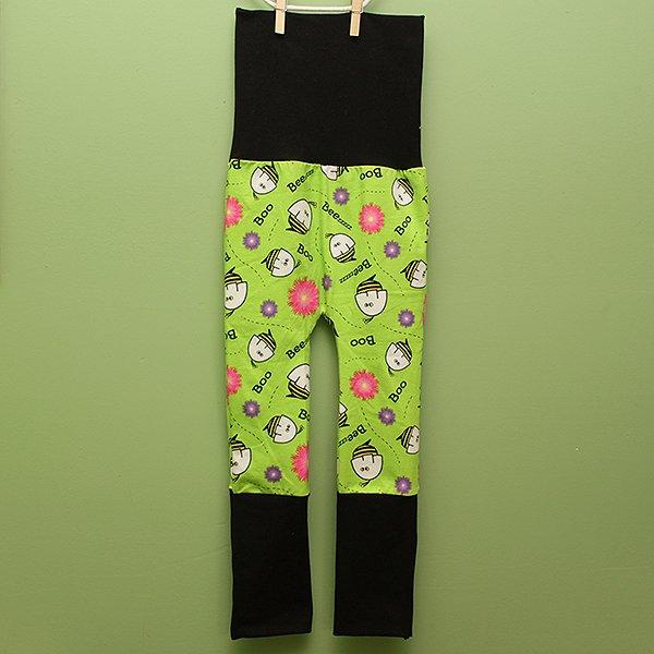 """Fancy Pants""  - Boo-Beez (Size 1) no bum circle"