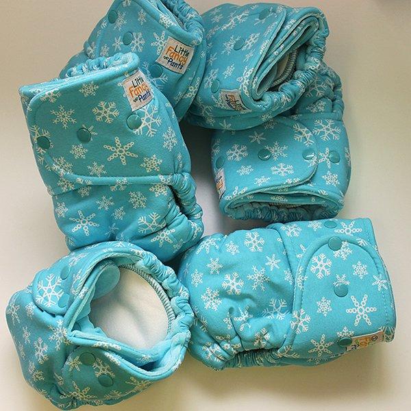 Special Snowflake [Knit] - Size 1 - Aqua Velour