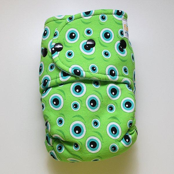 Mike [Knit] - Size 1 - Aqua Velour