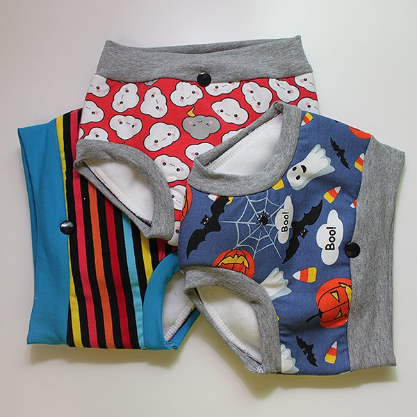 [Tester] Cranky Clouds - Fluffy Undies Size 2-3T (Trainer)