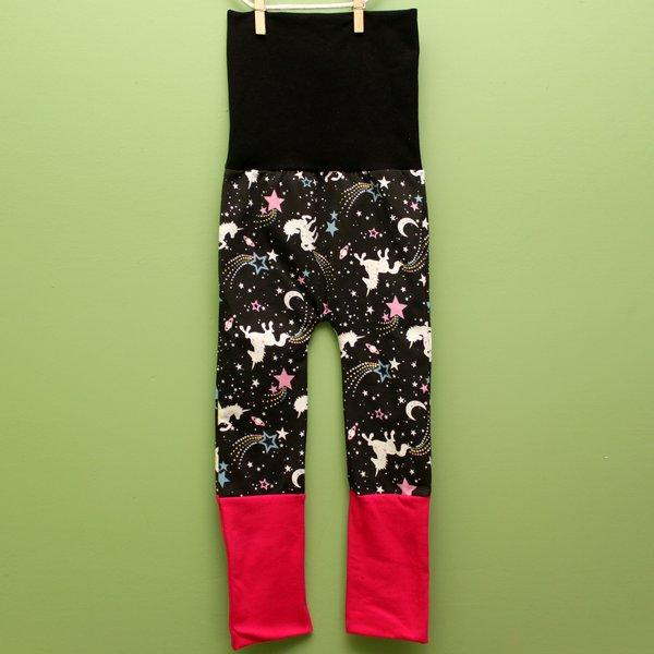 """Fancy Pants""  - Unicorn Cosmo (Size 1) no bum circle"